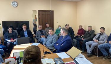 Проведено очередное рабочее совещание с подрядными организациями
