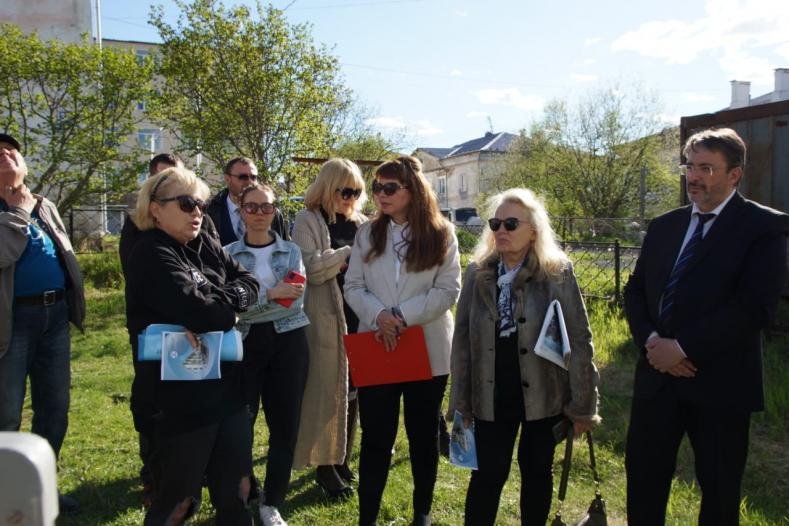 Встреча с собственниками-жителями домов NN 3,5,7 по ул. Портовой