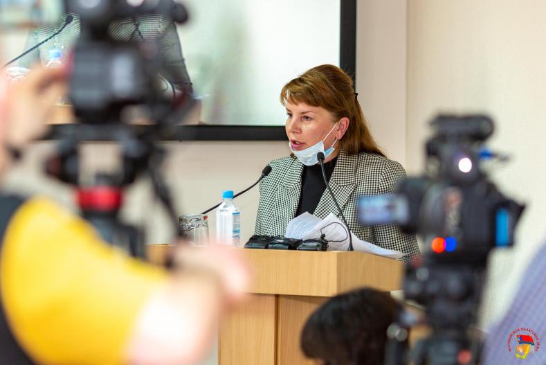 Комитету областной Думы по социальной политике был представлен отчет о деятельности Фонда капитального ремонта Магаданской области за 2020 год