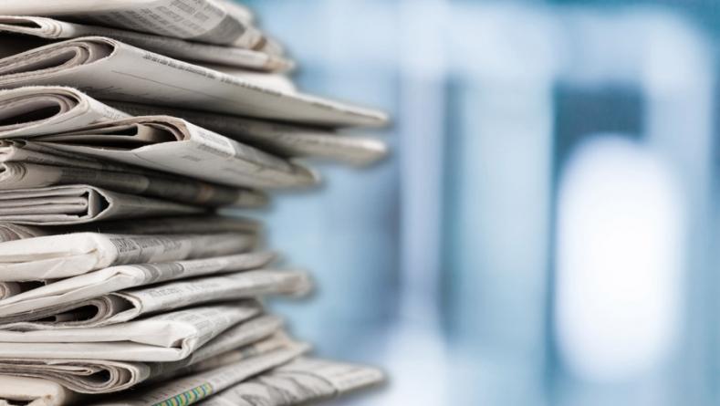 СМИ о нас: Бежевый фасад и новое крыльцо